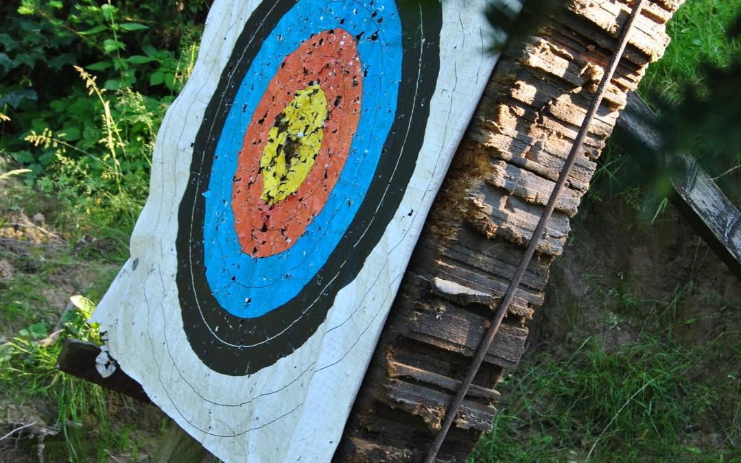 Strzelanie z łuku – Zaczarowany Ogród