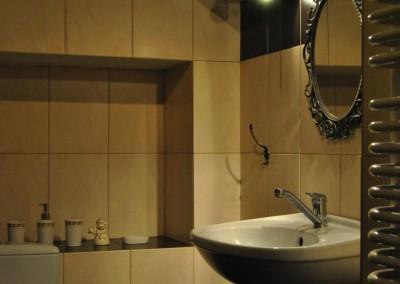 Łazienka do Pokoju Marysi