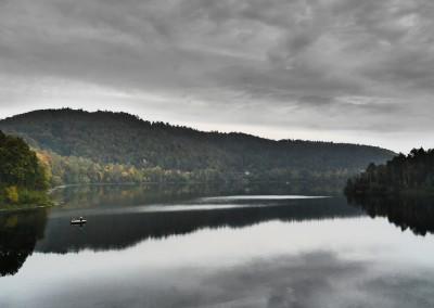 Zapora Pilchowice - Dolina Bobru
