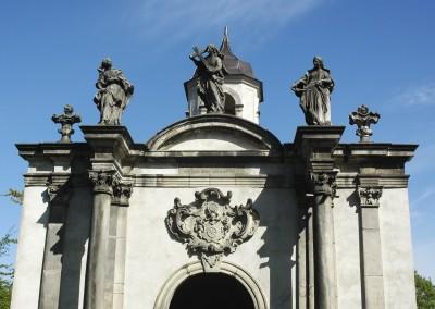 Kaplica rodziny von Redern - Proboszczów