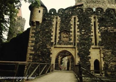 Kraina Wygasłych Wulkanów-Zamek Grodziec