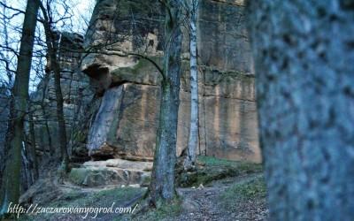Krucze Skały – Pogórze Kaczawskie