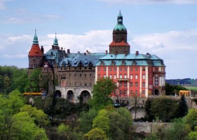 Zamek Książ źródło: wikipedia