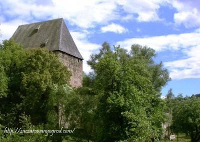 Wieża książęca w Siedlęcinie- Dolina Bobru