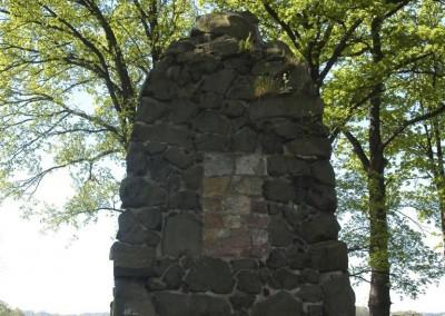 Pomnik ofiary lotnika niemieckiego z I wojny światowej