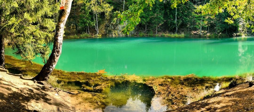 Kolorowe Jeziorka- Rudawy Janowickie
