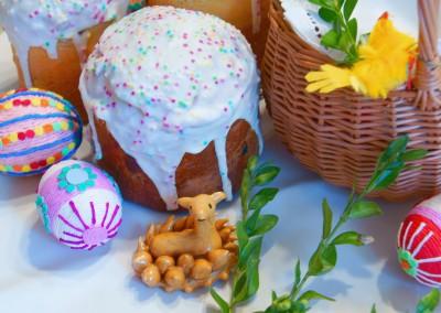Wielkanoc w Zaczarowanym Ogrodzie