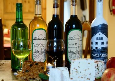 wino z Zaczarowanego Ogrodu